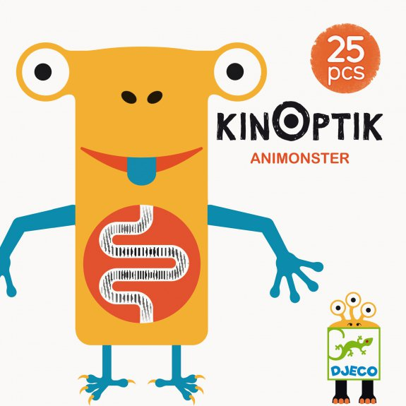 Kinoptik Animonster