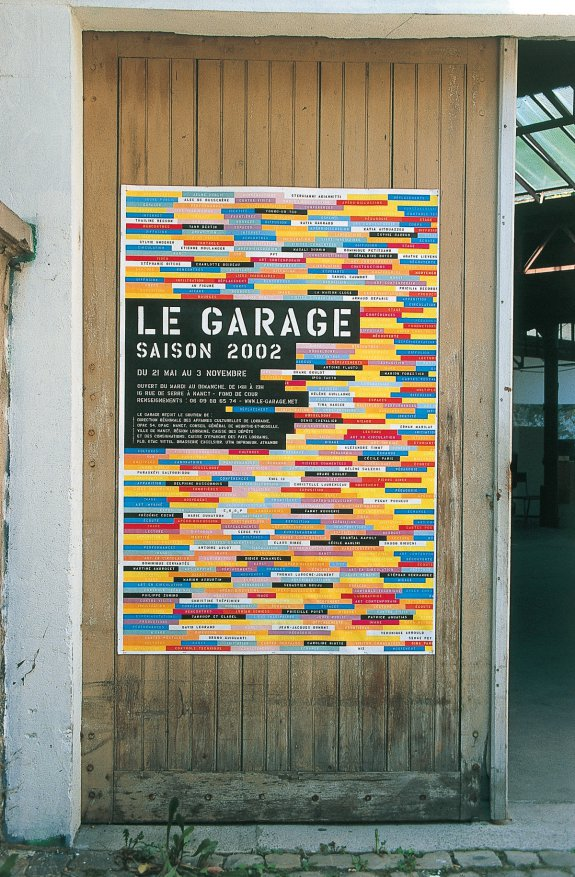 Le garage – Espace d'art contemporain (Nancy)